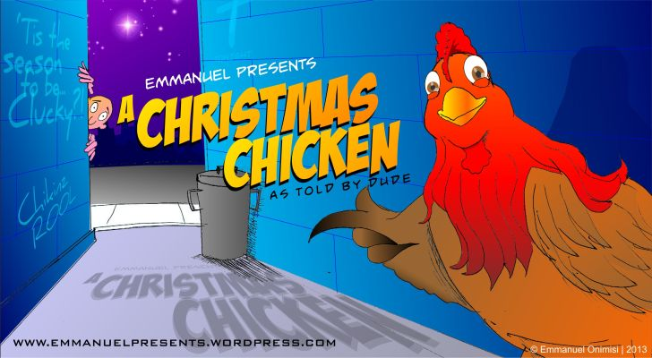 A Christmas Chicken_astoldbyDude