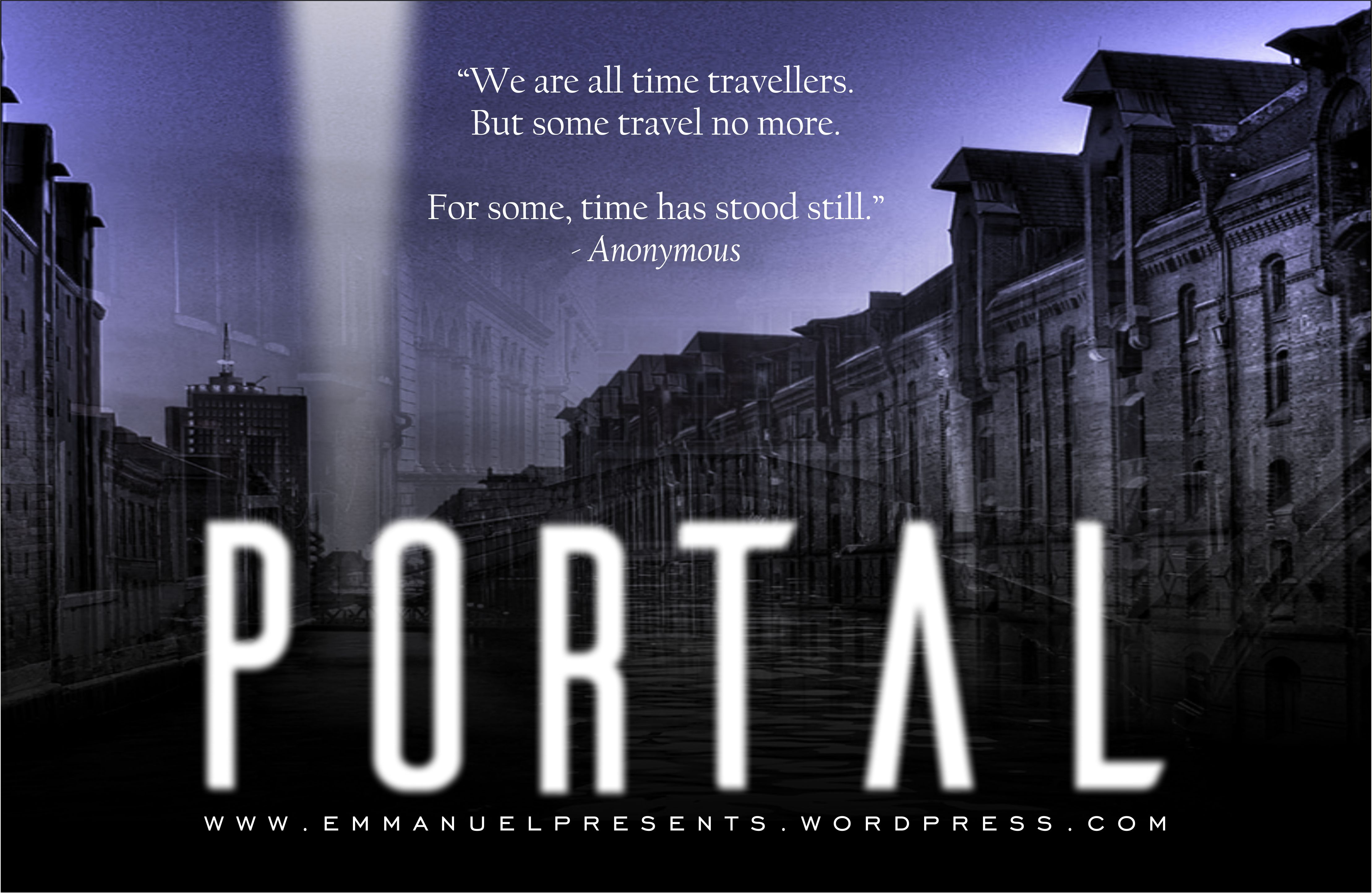 Portal header